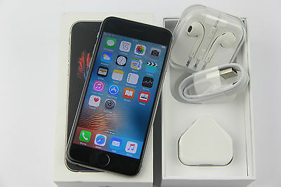 Apple iPhone 6S - 32GB - Space Grey (Unlocked) GOOD CONDITION, GRADE B 139