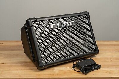 Roland CUBE Street EX 50W Guitar Amplifier / PA System / LOOK
