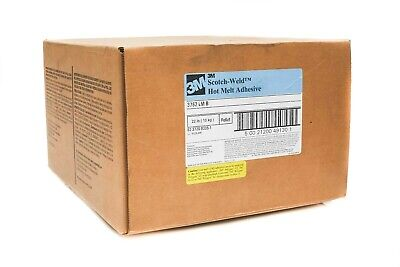 3m Scotch - Weld Hot Melt Adhesive 3762 Lm B 22 Lb Pellets