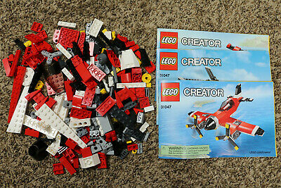 LEGO Creator Propeller Plane 3 in 1 (31047), Used