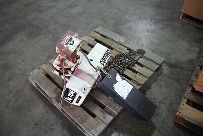Coffing 14 Ton Electric Chain Hoist 115 230 Volts