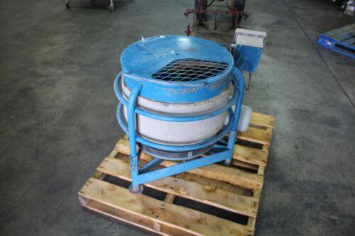 Rotary Drum Concrete/ Mortar Mixer 1.5HP 120V
