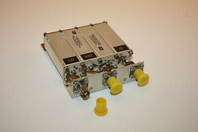 Kl 4ccd-00007 Uhf Duplexer 928-960 Mhz 4-cavity Bnc Tuned To 928.5952.5 Mhz