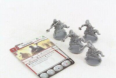Star Wars Miniatures Tusken Raider x 4 Imperial Assault Group Set