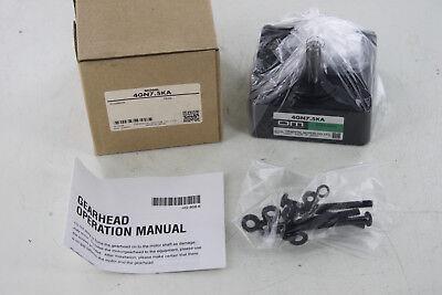 Oriental Motor 4gn7.5ka Gearhead Parallel Shaft New
