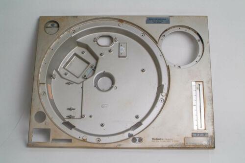 GENUINE Technics SL-1200MK2 Aluminum Plinth Cabinet
