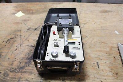 Radcal Corporation Radiation Monitor 1015 Electrometer