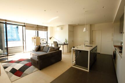 Sunny & spacious 1BR apartment available - pool, sauna, gym, parking Richmond Yarra Area Preview