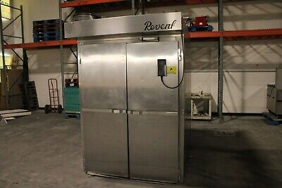 Revent 2022p 2 Double Rack Electric Proofer Bakery Grocery Commercial