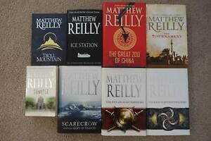 Matthew Reilly Books