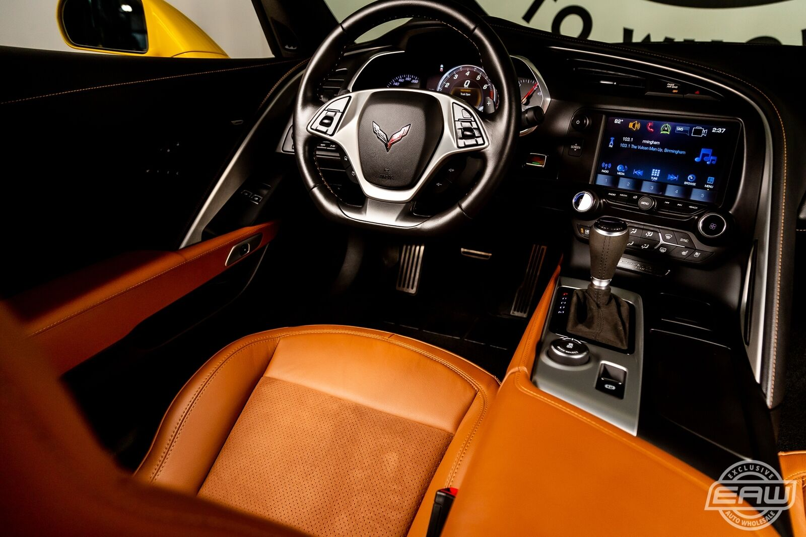 2016 Yellow Chevrolet Corvette Stingray 2LT | C7 Corvette Photo 7