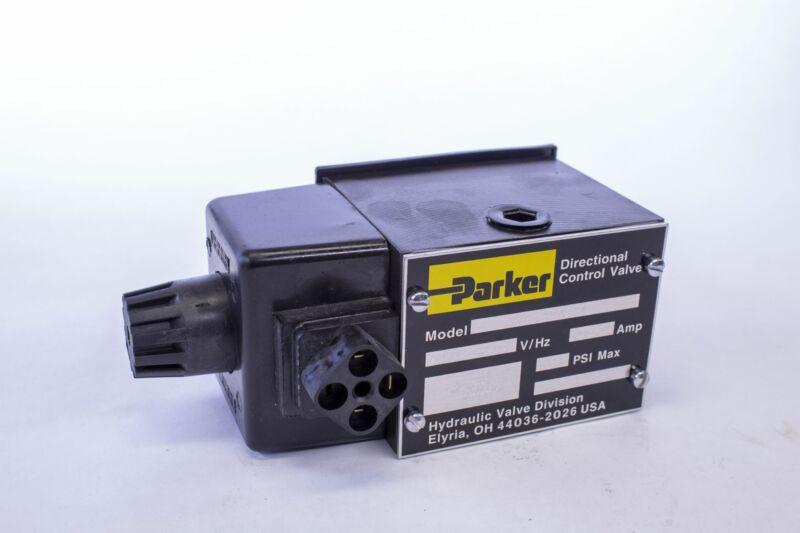 Parker Directional Control Valve D3W1BNYW 14