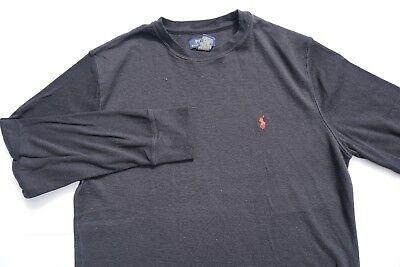 Ralph Lauren Long Sleeve Cotton Blend Crew Neck Sweater. Young Men's XL, GUC!!