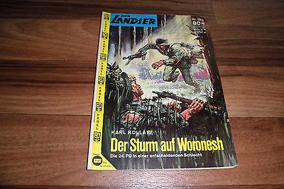 LANDSER # 375 -- STURM auf WORONESH // Original-Druck 1960er