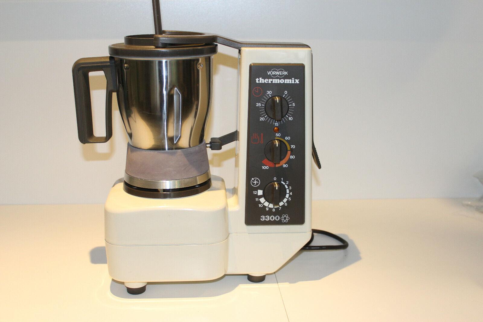 Vorwerk Thermomix TM 3300 /TM3300 Küchenmaschine ...Top Zustand