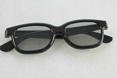 NEU! 50 x RealD 3D Brille (zirkular polarisiert, passiv)