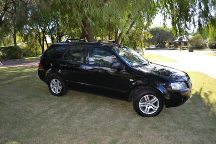 2007 Ford Territory Ghia Bovell Busselton Area Preview
