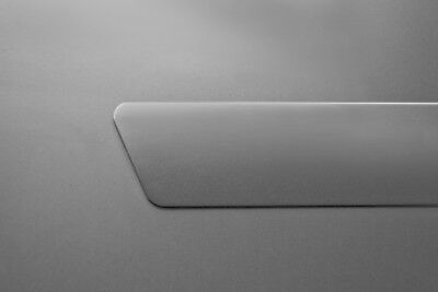 PAINTED BODY SIDE Moldings PX8 BLACK CRYSTAL For: DAKOTA CLUB CAB 2005-2012