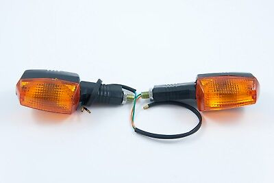 Rear indicators pair suitable for Yamaha YBR125 2005