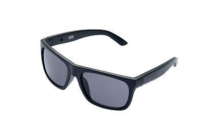 Ravs Sonnenbrille  Schutzbrille schwarz  Herrenbrille / New Wave Look Gentlemen
