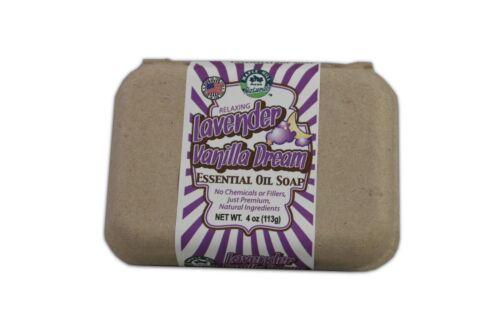 Lavender Vanilla Dream Natural Soap