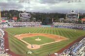 Dodger Stadium, Los Angeles California, MLB, Baseball, LA CA Sports --- Postcard