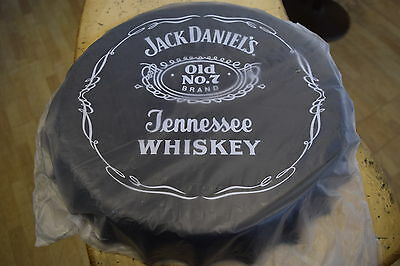 cooles Jack Daniels-Blechschild, groß: ca 42x42x5cm, Kronkorkenform, Neu & OVP