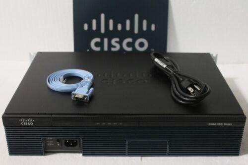 Cisco 2911-sec/k9 - Security Bundle Router W/securityk9 Cisco 2911-sec Ios-15.7