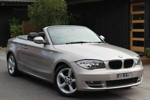 2010 BMW 120i E88 Convertible Automatic 2.0i [MY11] Somerton Park Holdfast Bay Preview