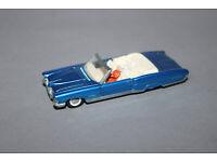 Pontiac Bonneville Cabriolet Reprobox Siku V 262