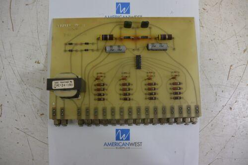 ALLEN BRADLEY 102926 PRINTED CIRCUIT BOARD - USED