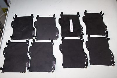 Lot Of 8 Zymark Sciclone Deckware Microplate Holders