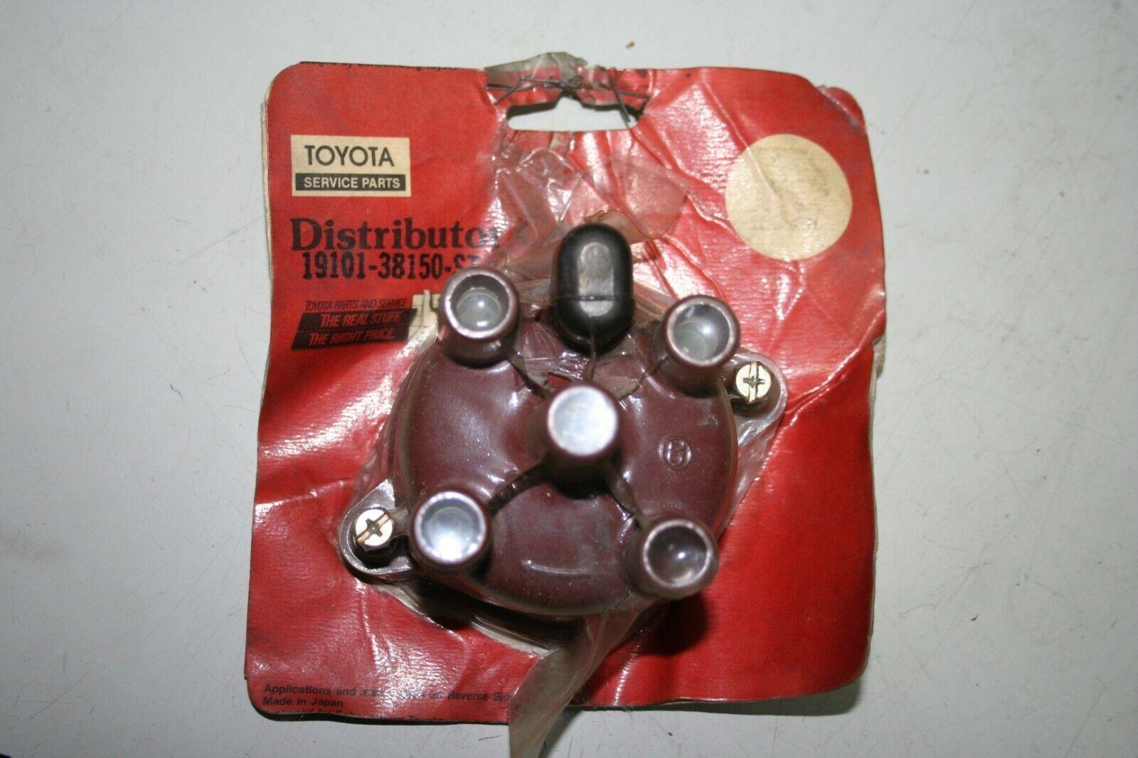 NOS OEM Toyota Cressida Celica Pick-up 19101-38150 Distributor Cap