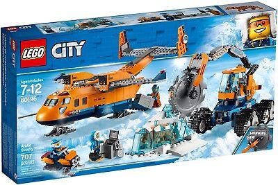 LEGO City 60196 - Aereo Merci Artico NUOVO RARO