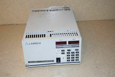 Lambda Model Lls9300 Output 0-300v Power Supply