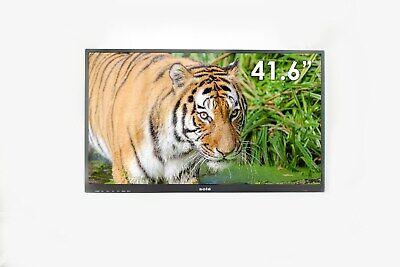 "solé 42"" HD LEDTV Bundle includes Wall Bracket"