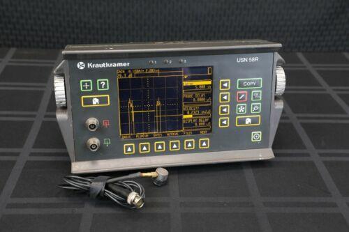 Krautkramer USN 58R-Ultrasonic Flaw Detector-GE-NDT-