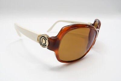 Nice DIOR MODEL 2 Rx Sunglasses Frame I83JS Brown Tortoise White 57[]15-125 (Dior Model 2 Sunglasses)