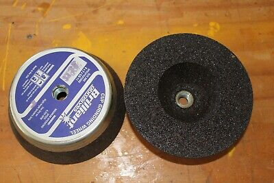 Cup Grinding Wheel For Concrete 2 Pack Brilliant Abrasives L 6 X 2  58 11