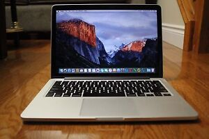 Retail now +$2100 (STEAL PRICE) 13'' MacBook Pro i7