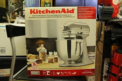 KitchenAid Artisan Series Stand Mixer - Metallic Chrome