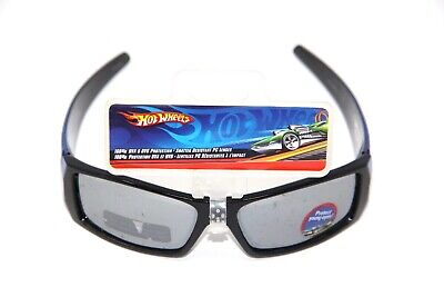 Hot Wheels Boys Sunglasses 100% UV Protection Kids Sun Shades 3+ - (Hot Wheels Sunglasses)