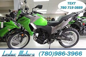 2017 Kawasaki VERSYS-X 300 ABS - LOW RATES - GUARANTEED APPROVAL