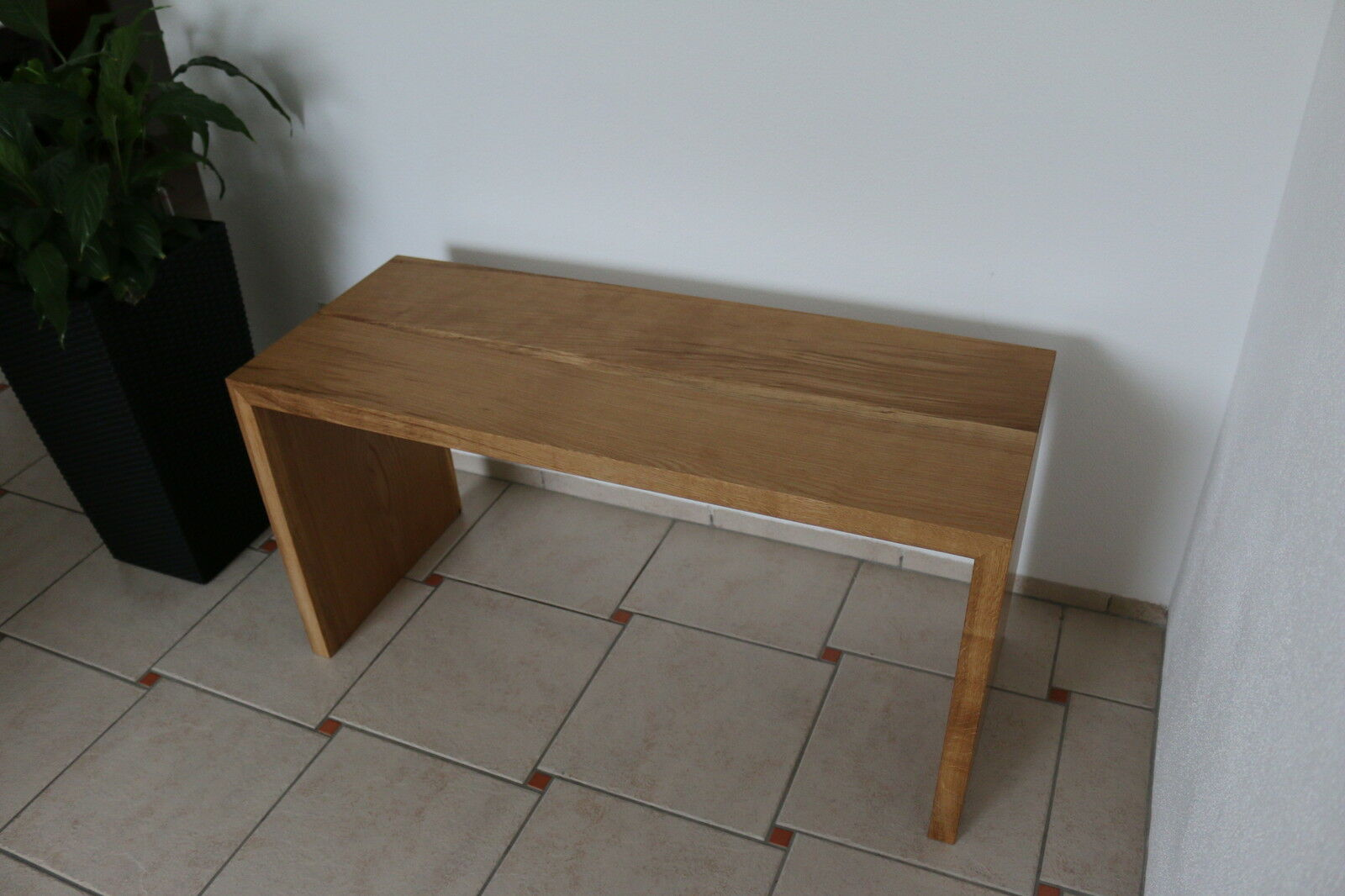 designer hocker aus eiche massiv holz sitzhocker neu stuhl sitzbank au auf ma eur 310 00. Black Bedroom Furniture Sets. Home Design Ideas