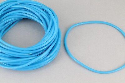 Aqua set pack lot of 30 jelly rubber gummy bangle bracelet 80s style](80s Jelly Bracelets)