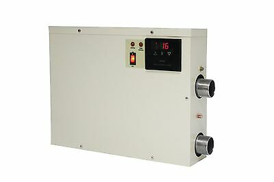 Good 11 Kw Water Heater For Swimming Poolbathtub 3 Phase