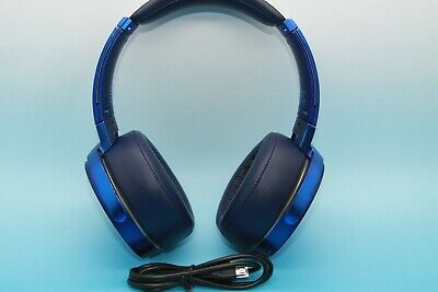 Sony MDR-XB950BT Bluetooth Wireless Extra Bass Headphones Blue