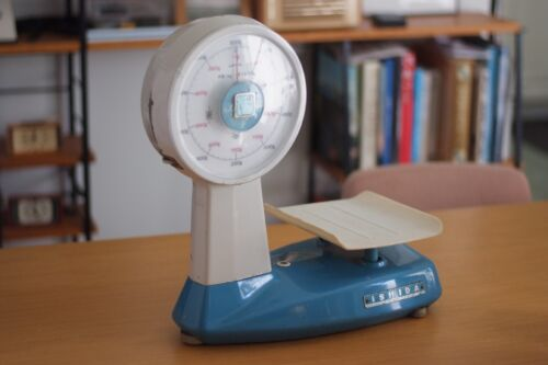 Vintage Japanese Ishida Scale, Commercial Grade, Made in Japan, Rare Collectable