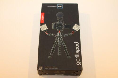 Joby GorillaPod RIG JB01522 5K Flexible Tripod Kit NEW SEALED