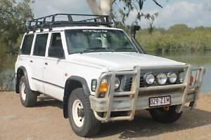 1996 Nissan Patrol GQ